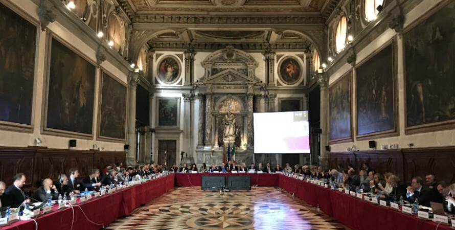 Венецианская комиссия запрос зеленский