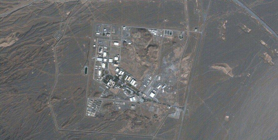 взрыв, иран, натанз, ядерный объект, взрыв в Иране