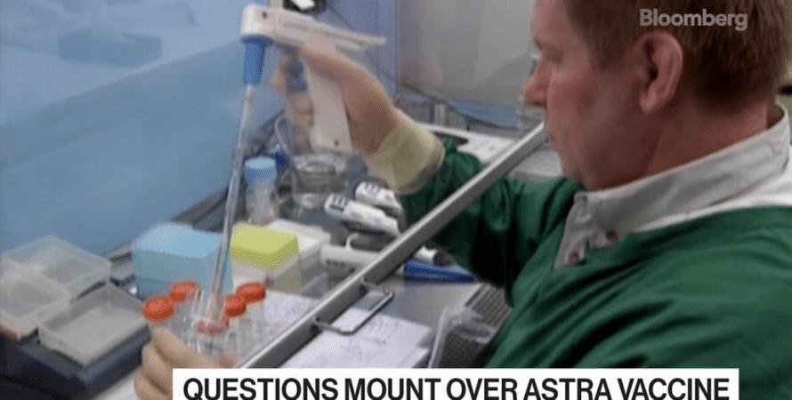 Вакцина AstraZeneca испытания эффективность