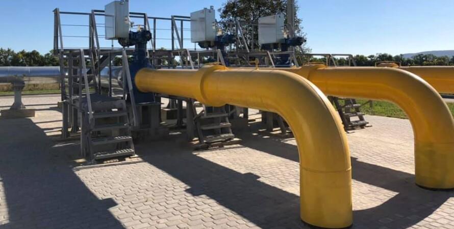 трубы, газопровод
