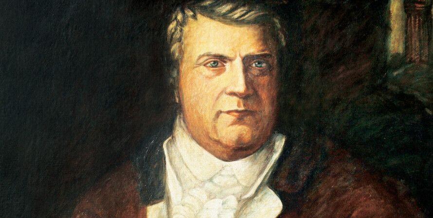 Портрет Игнатия Мархоцкого. Марчелло Баччарелли, 1920 год