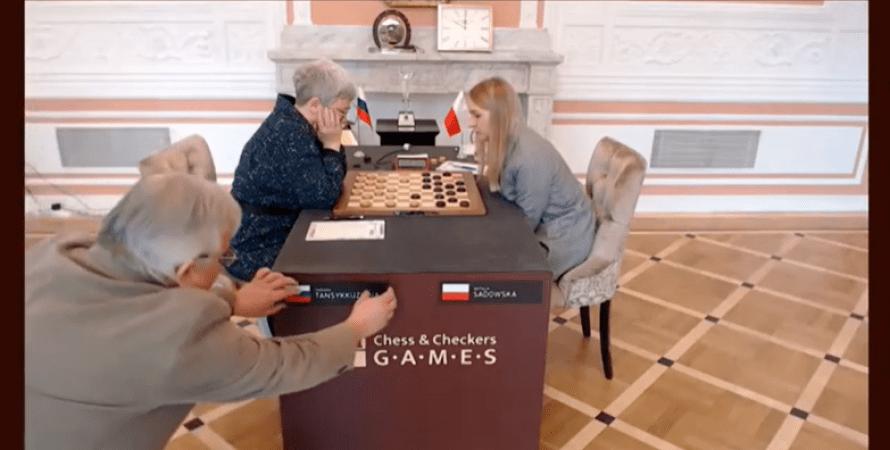 шашки, чемпіон світу, матч, фото