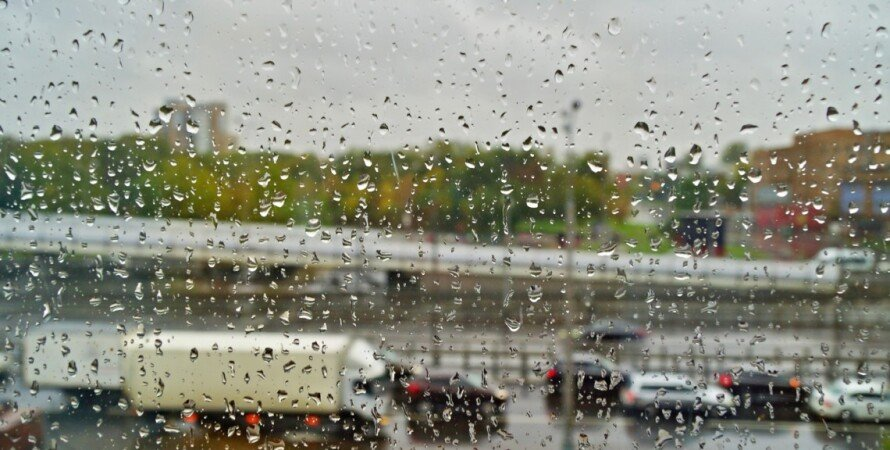 погода, киев, дожди, снег, снегопад