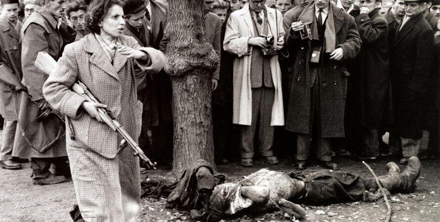Фото: Getty Images, различные цифровые коллекции истории Венгерской революции