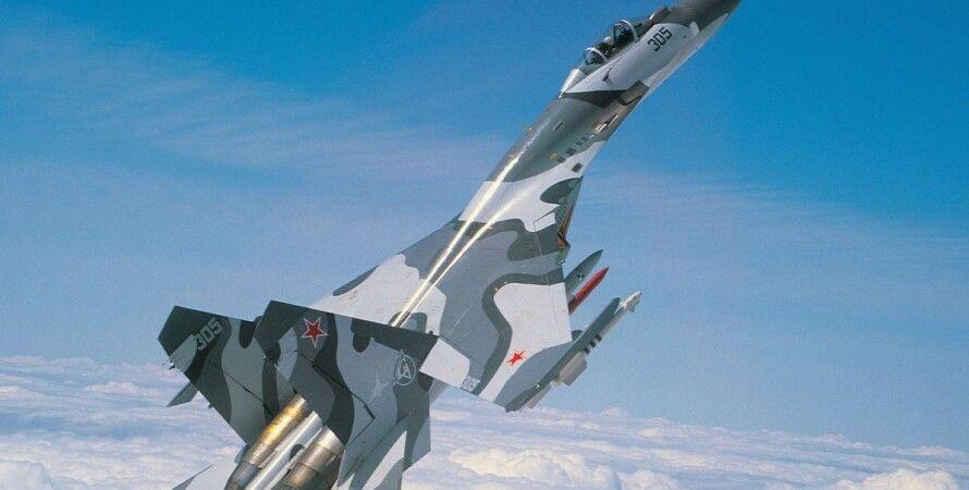 Су-27 / Фото из открытого источника