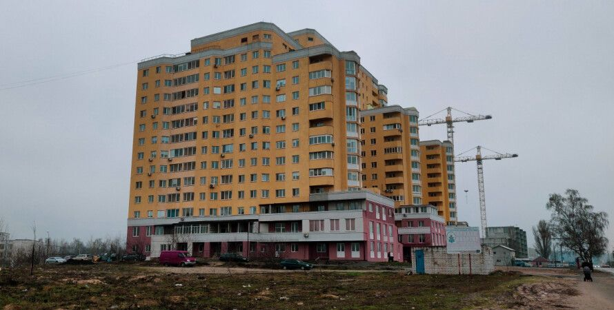 Дом в Киеве на улице Харченко, 47