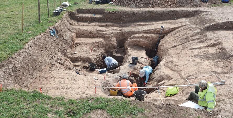 найдавніша солеварня, неоліт, великобританія, археологія