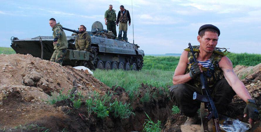 Боевики в Донбассе / Фото из открытых источников