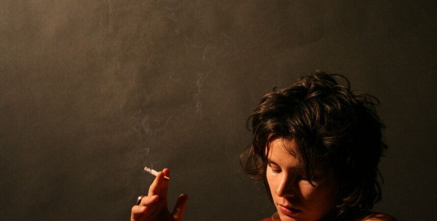 курение, табак, никотин