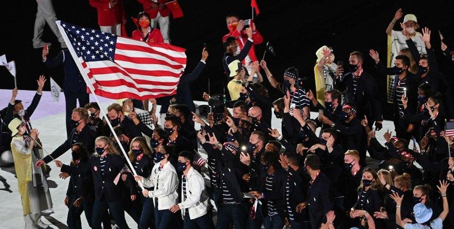 Олімпіада-2020 року, збірна США в Токіо, США на Олімпіаді-2020