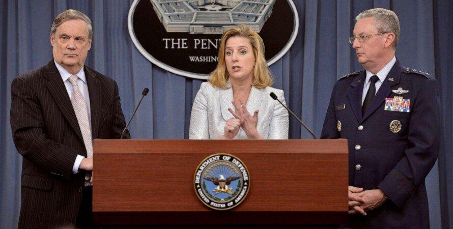 Кристин Вормут, Пентагон, Армия США, Министр армии