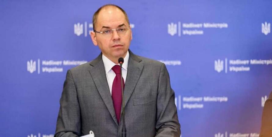 Максим Степанов, Степанов, минздрав