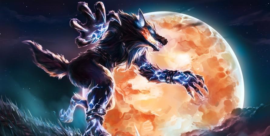 скандинавские легенды о затмении солнца, волк фенрир, рагнарек