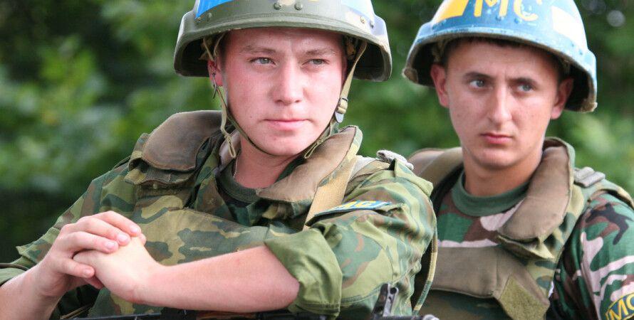 Российские миротворцы / Фото: EPA