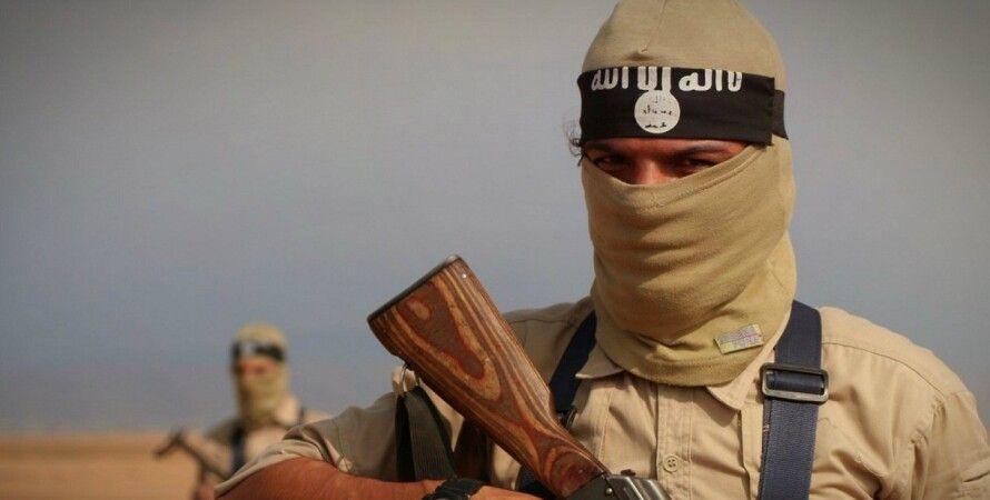 Боевик ИГИЛ / Фото: en.whaatsnew.com