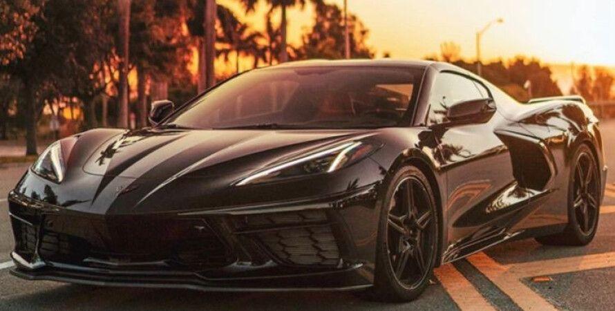 Chevrolet Corvette, електрокар