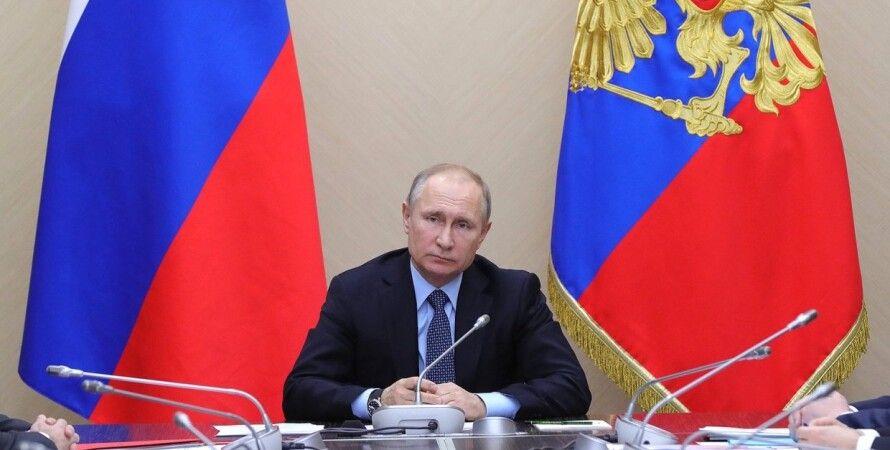 Владимир Путин/ Фото: tsargrad.tv