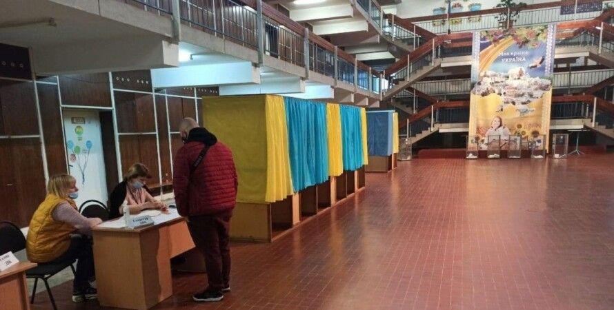 Голосування, вибори