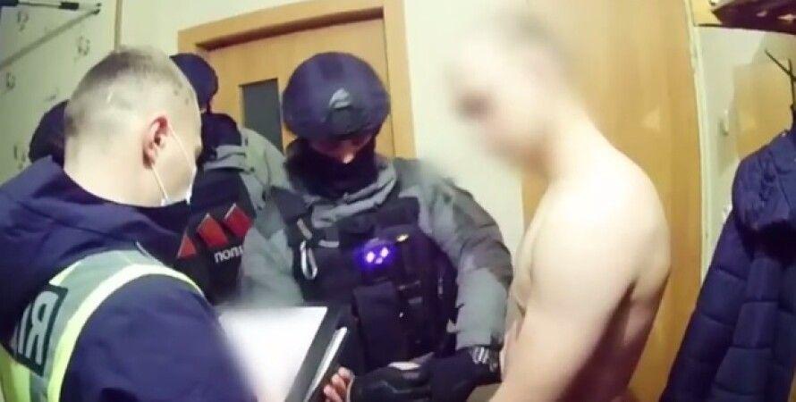 киев, убийство, Андреевский спуск, полиция, конфликт