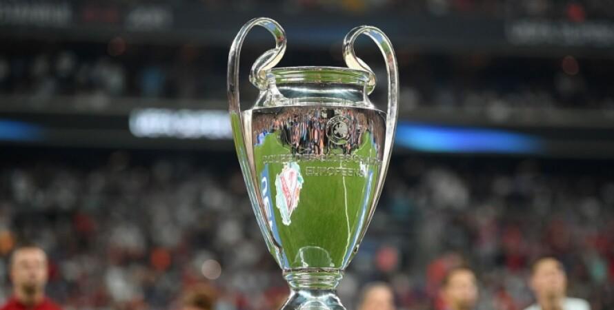 Лига Чемпионов, футбол, спорт