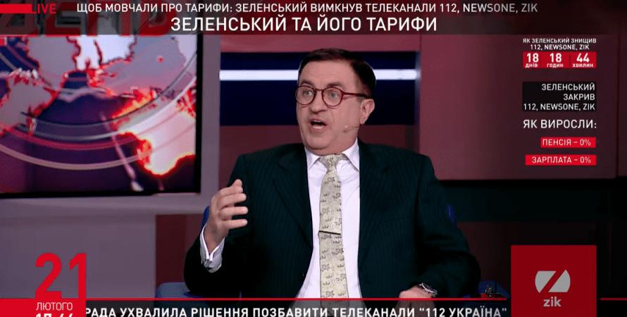 Юрій Дудкін, політексперт, політолог