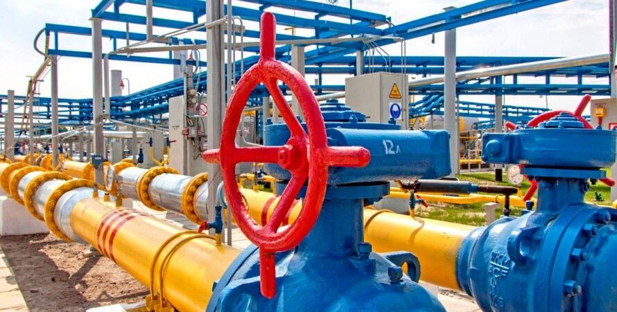 ГТС, газопровод
