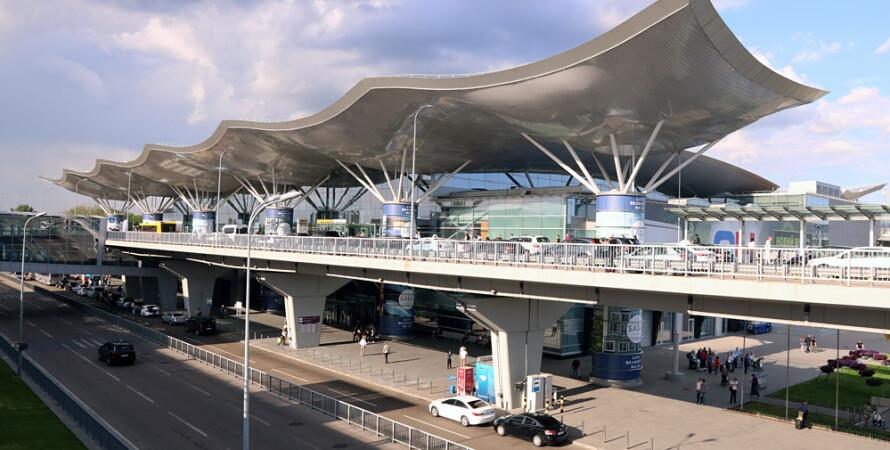 Аэропорт, Борисполь, фото, кредит, реконструкция, 270 млн, впп, строительство
