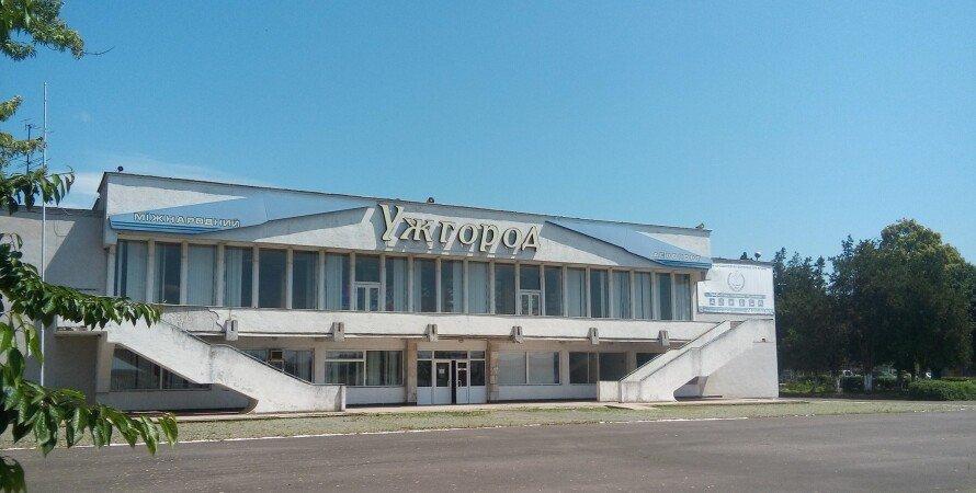 аэропорт, ужгород, киев, авиарейсы, фото