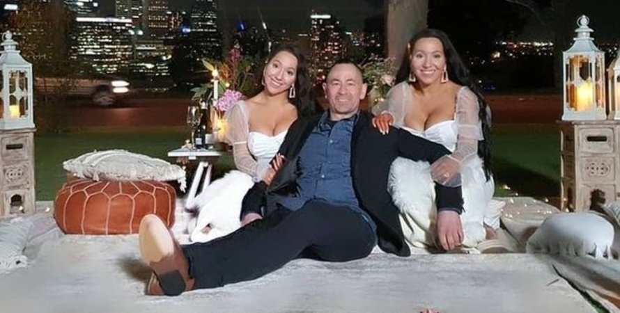 сестры-близнецы, помолвка, Бен Бирн