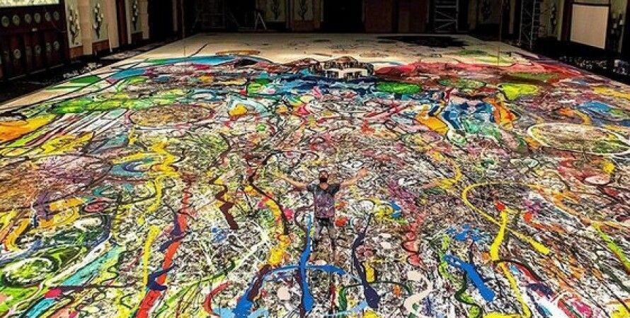 Саші Джафр, художник, аукціон, картина, рекорд