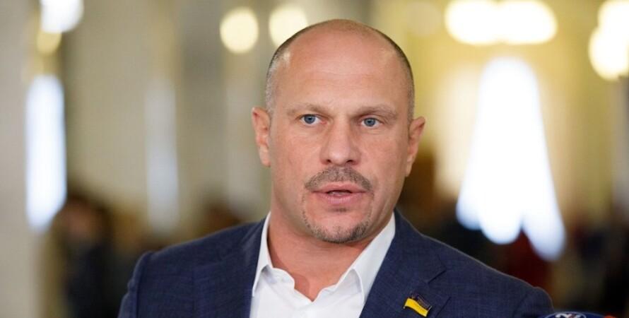 илья Кива, ОПЗЖ, депутат