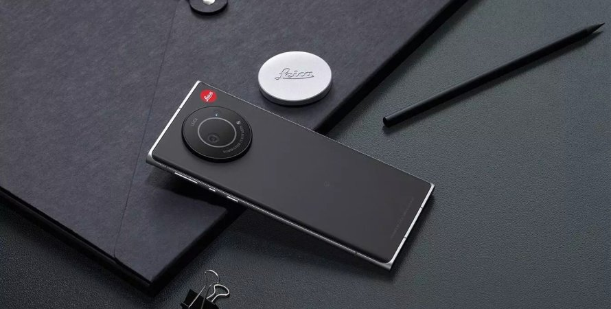 Leitz Phone 1, смартфон Leitz Phone 1, Leica Leitz Phone 1