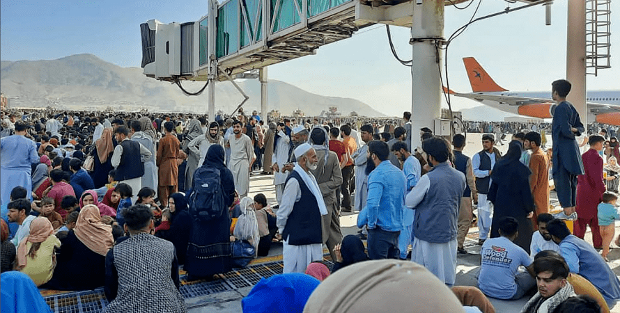 эвакуация украинцев из афганистана