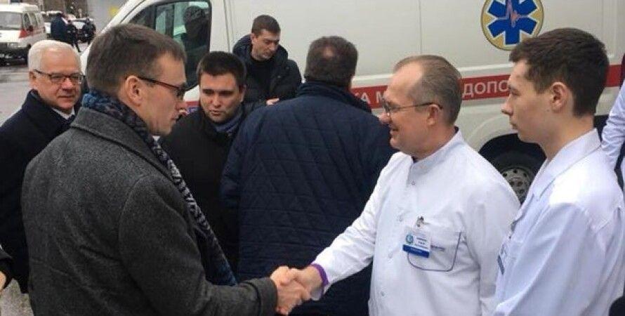 Фото: facebook.com/pavloklimkin.ua