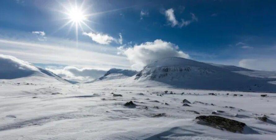 изменение климата, эксперимент, Швеция