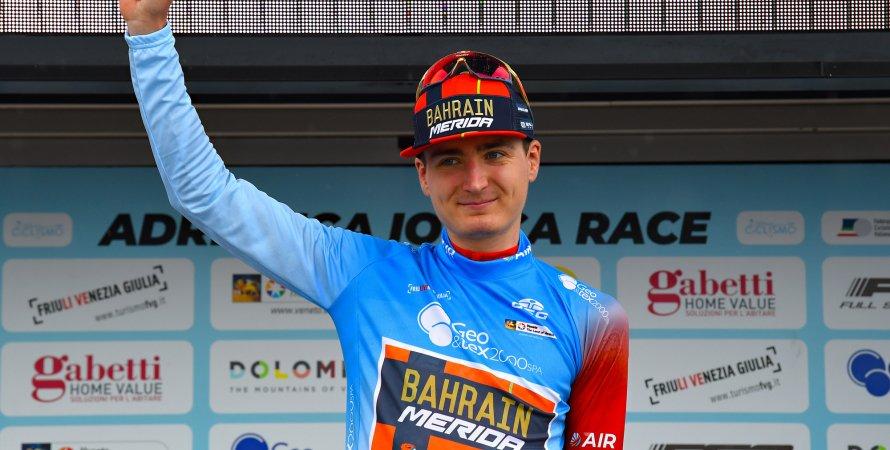 Марко Падун, велогонщик Марко Падун, Critеrium du Dauphin