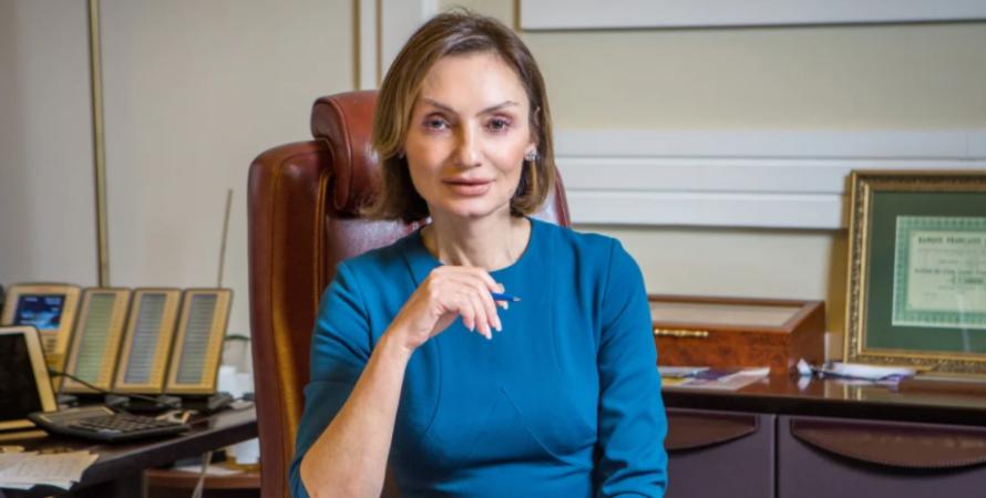Катерина Рожкова, цензура, інтерв'ю, новий час, нв, заборона, нбу, нацбанк