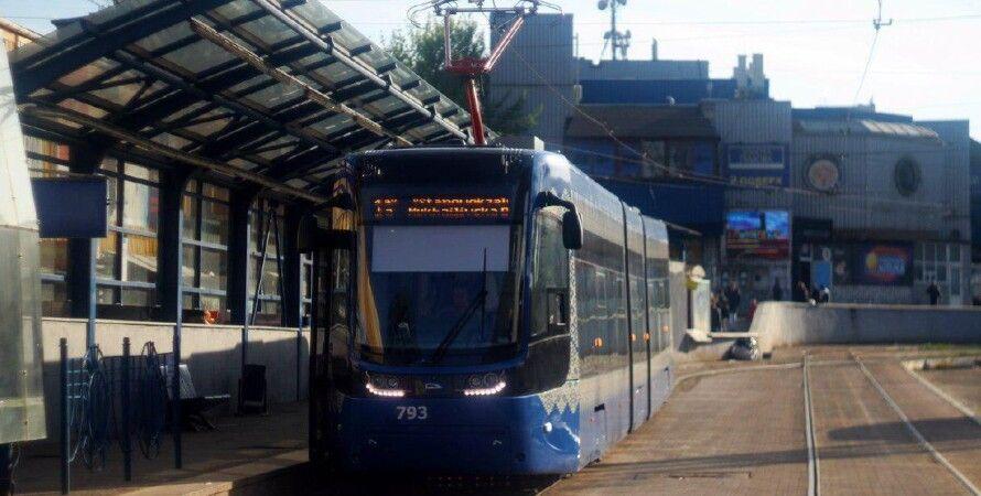 скоростной трамвай, проект скоростного трамвая