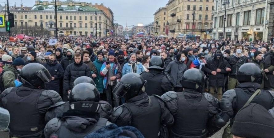 рф, митинг, полиция, москва