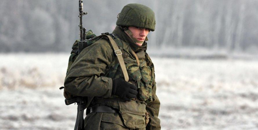 солдат, рф, росія, загарбник, окупант, російський окупант