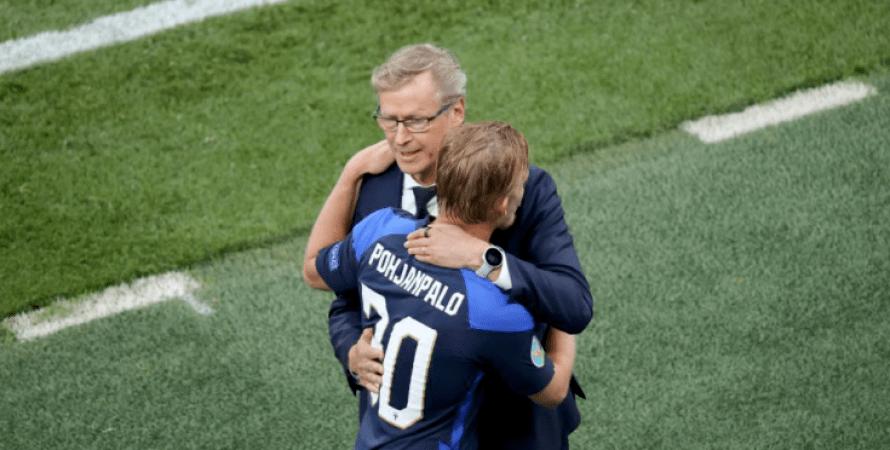 Йоэль Похьянпало, сборная Дании, сборная Финляндии, Евро-2020