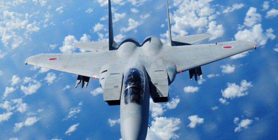 ВВС Японии / Фото: F-15