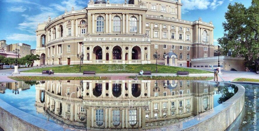 Одесский оперный театр / Фото: Архитектура Одессы