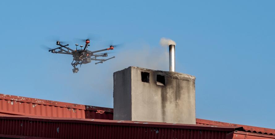 Польша, воздух, дроны, контроль, инспекторы, качество воздуха, Познань