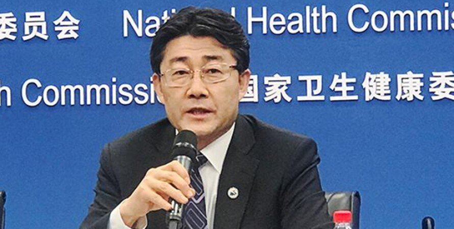 Гао Фу, Китай, вакцинація від коронавірусу
