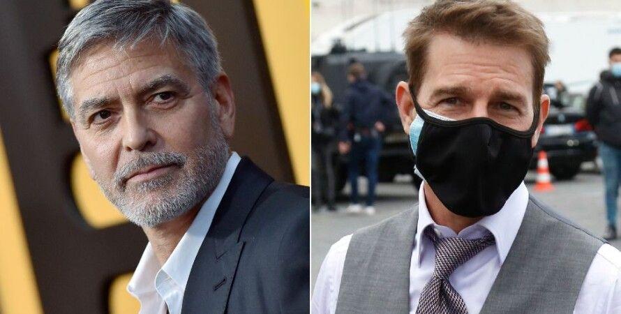 Джордж Клуни, Том Круз, Миссия невыполнима-7, Ответственность, Работа