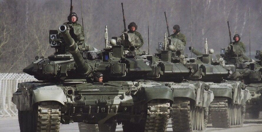 Российский солдат, армия России, стягивание войск, военные