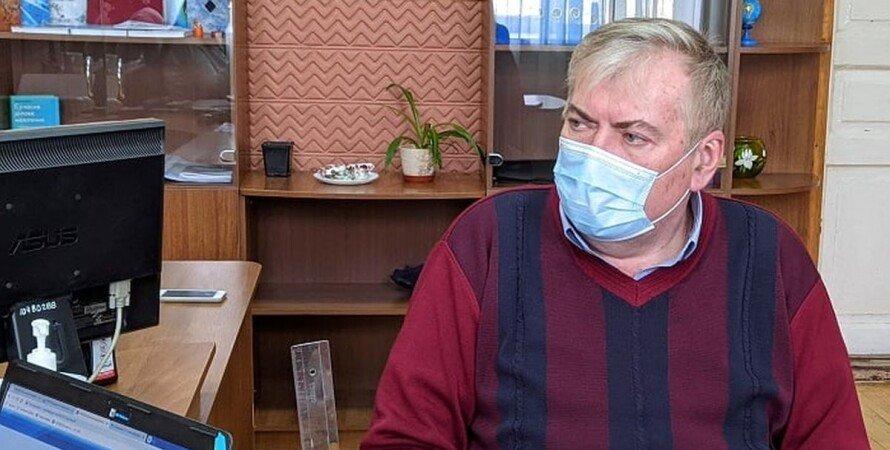 Херсон, санитарный врач, Юрий Ромаскевич,