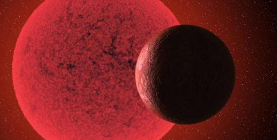 суперземля, Земля, планета, красный карлик
