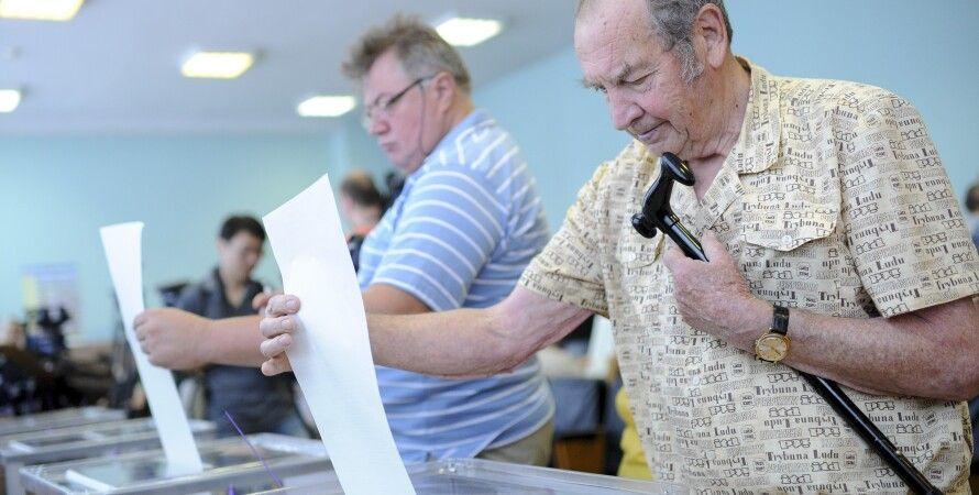 Выборы в Украине / Фото: kmu.gov.ua